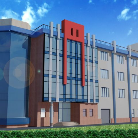 Al Bustani Factory – Industrial Development Complex in the 6th of October City
